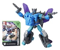 Transformers: Power of the Primes - Deluxe - Blackwing