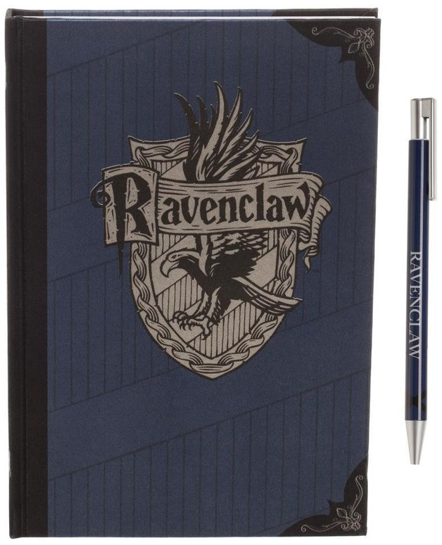 Harry Potter Journal and Pen Set - Ravenclaw