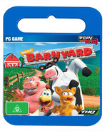Barnyard - Toy Case for PC Games