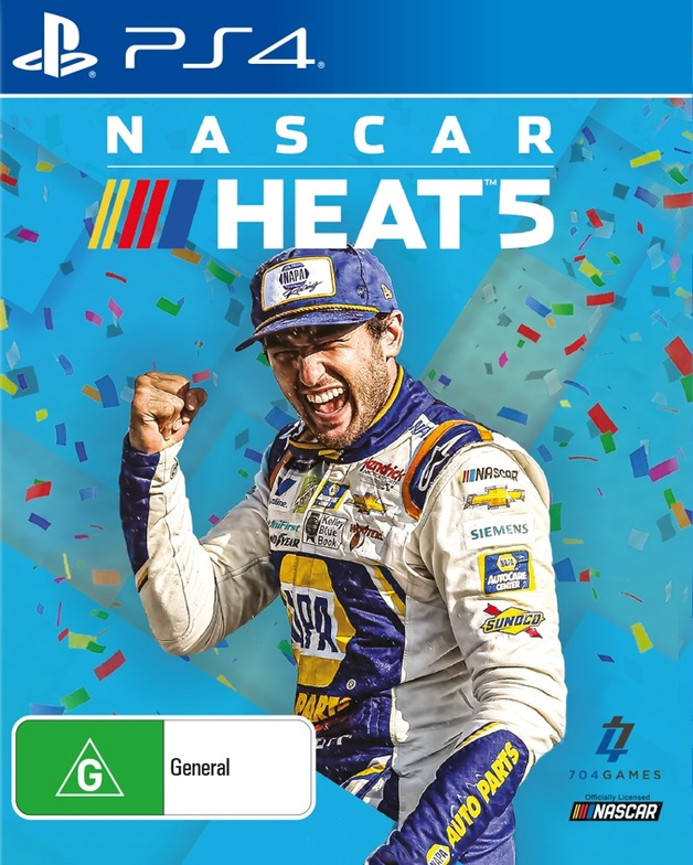 NASCAR Heat 5 for PS4