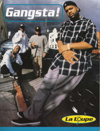 Pret-a-porter: Level 2: Gangsta! by Gwen Berwick image
