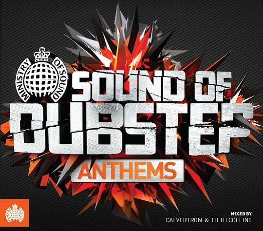Ministry of Sound - Sound of Dubstep: Anthems (2CD) by Various Artists