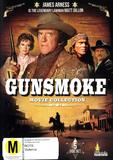 Gunsmoke - Movie Collection (5 Disc Set) DVD