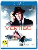 Vertigo on Blu-ray