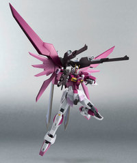 Robot Damashii - Destiny Impulse (Side MS) Articulated Figure