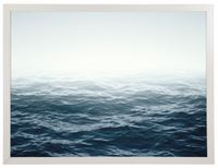 General Eclectic Large Framed Print - Seascape