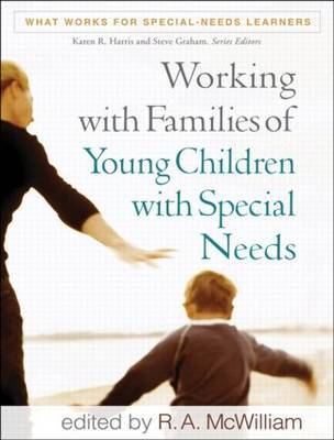 Working with Families of Young Children with Special Needs image