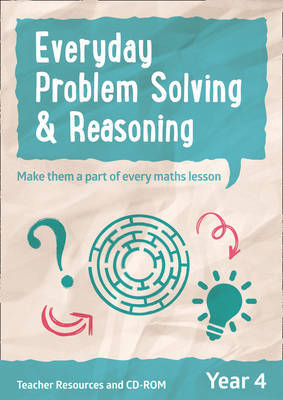 Year 4 Everyday Problem Solving and Reasoning by Collins UK image