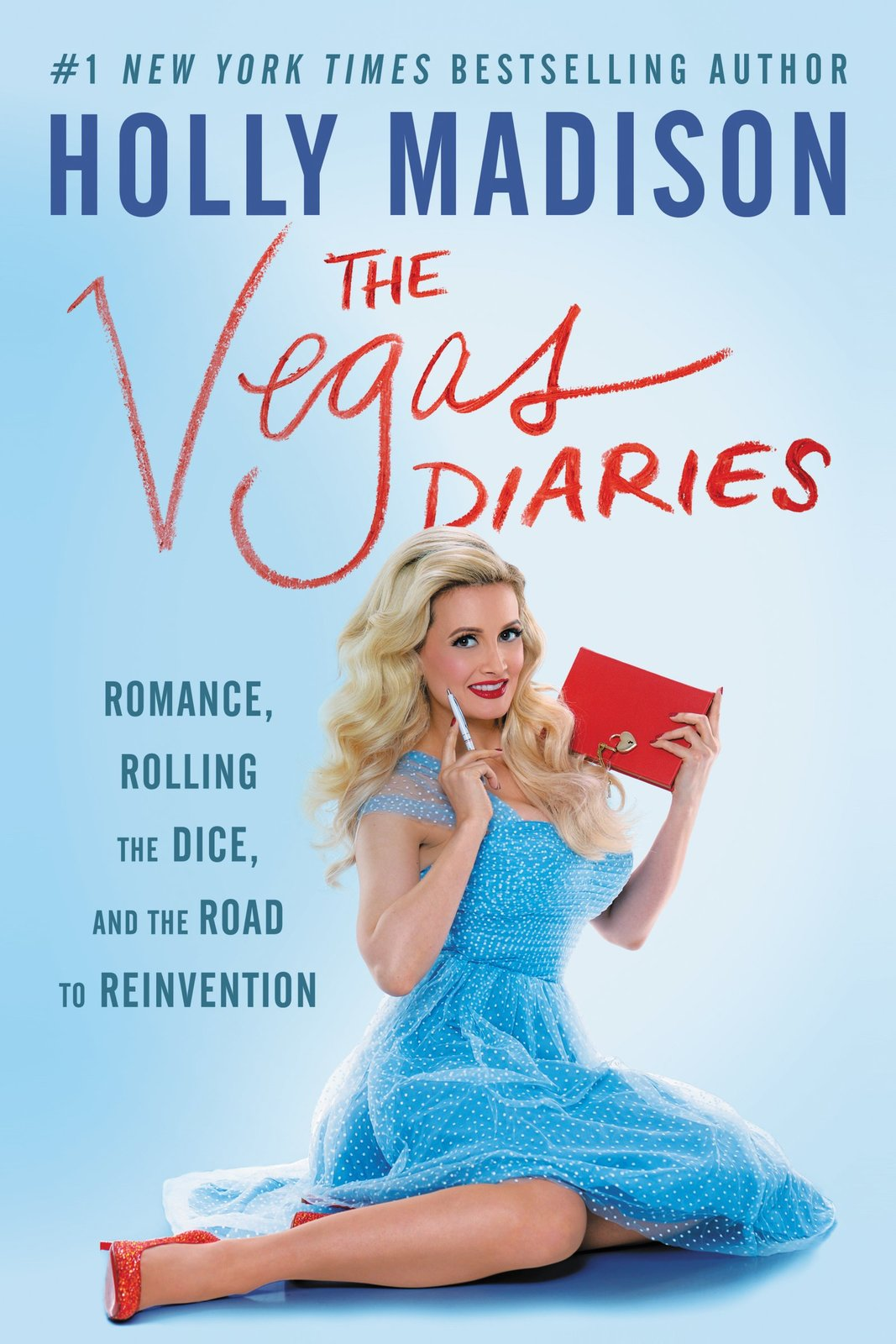 The Vegas Diaries by Holly Madison image