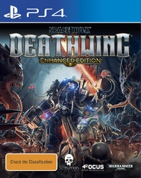 Space Hulk: Deathwing Enhanced Edition for PS4