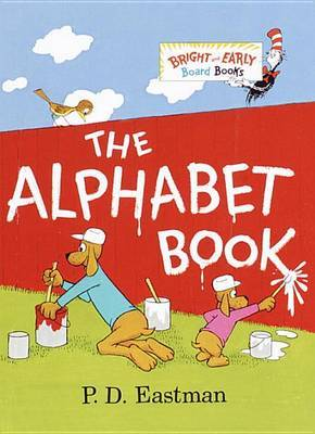 The Alphabet Book by P.D. Eastman image