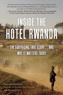 Inside the Hotel Rwanda by Edouard Kayihura