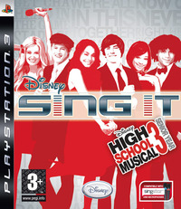 Disney: Sing It High School Musical 3 (Game Only) for PS3