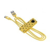 Tribe: Micro-USB Cable - Minions Tom (1.2m) image