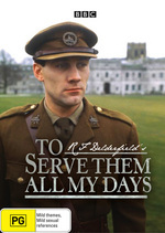To Serve Them All My Days (6 Disc Box Set) on DVD