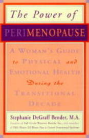 Power of Perimenopause by Stephanie DeGraff Bender image
