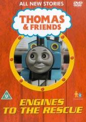 Thomas & Friends - Engines To The Rescue on DVD