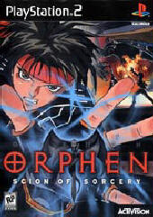 Orphen for PlayStation 2