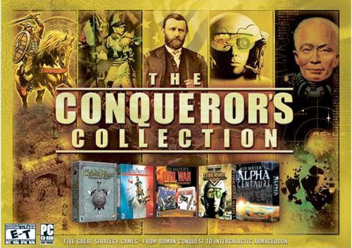 The Conqueror's Collection for PC Games