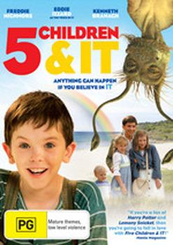 5 Children & It on DVD