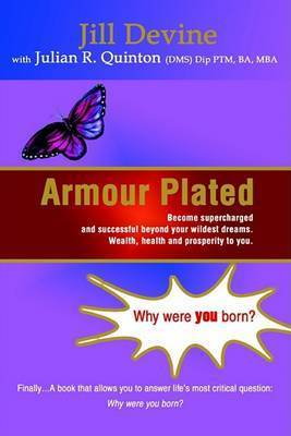 Armour Plated by Jill Devine