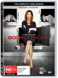 Body of Proof - The Complete Third Season on DVD