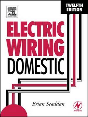 Electric Wiring: Domestic by A.J. Coker image