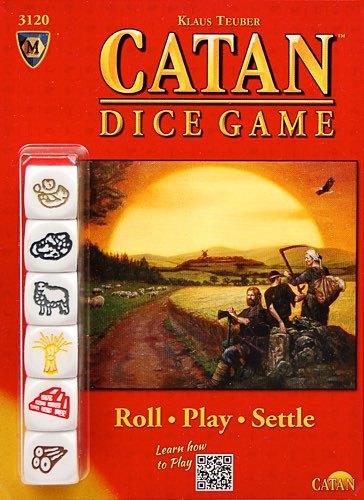 Catan: Dice Game image