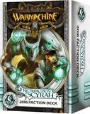 Warmachine: Retribution Faction Deck 2016