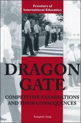Dragon Gates by Kangmin Zeng image