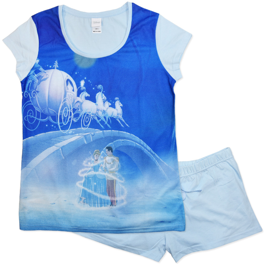 Disney Cinderella Summer PJs (Medium) image