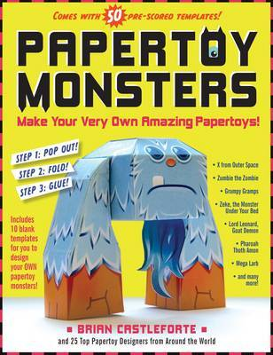 Papertoy Monsters by Brian Castleforte