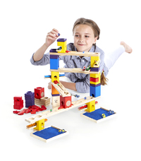 Hape: Quadrilla - Music Motion Marble Run