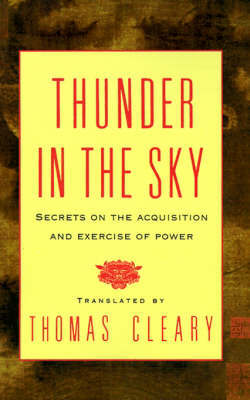 Thunder In The Sky by Thomas Cleary