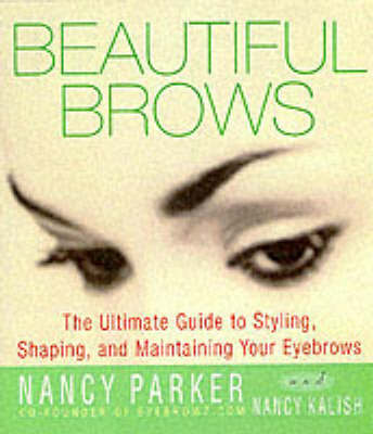 Beautiful Brows by Nancy Parker image