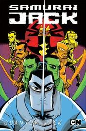 Samurai Jack: Quantum Jack by Fabian Rangel