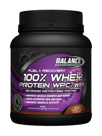 Balance 100% Whey Protein - Chocolate (750g)