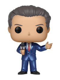 WWE: Vince McMahon - Pop! Vinyl Figure (with a chance for a Chase version!)