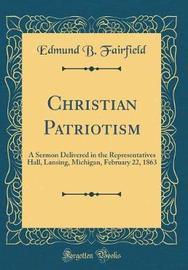 Christian Patriotism by Edmund B Fairfield image