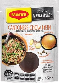 Maggi: Marketplace - Cantonese Chow Mein (150g)