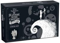 The Nightmare Before Christmas: 25th Anniversary - Chess Set image