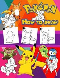 How to Draw Pokemon by Kevin Smith
