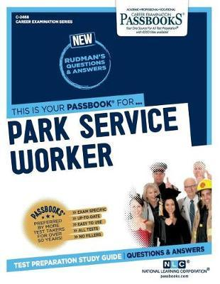 Park Service Worker by National Learning Corporation image