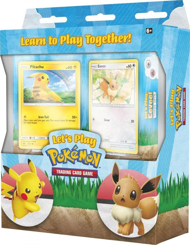 Pokemon TCG: Let's Play Pokemon Box
