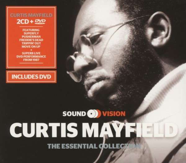 Mayfield Curtis -The Essential Collection (2CD + DVD) on CD by Mayfield Curtis