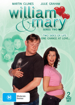 William & Mary - Series 2 (2 Disc Set) on DVD