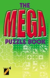 The Mega Puzzle Book by Tony Gillan image