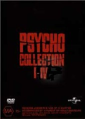 Psycho Box Set: Volume 1, 2, 3, 4 on DVD