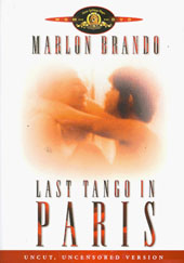 Last Tango In Paris on DVD