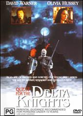 Quest of the Delta Knights on DVD